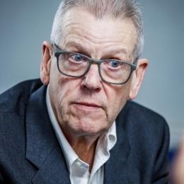 Walter Merricks CBE